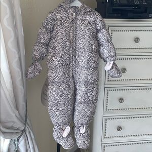 Gap snow suit for baby's